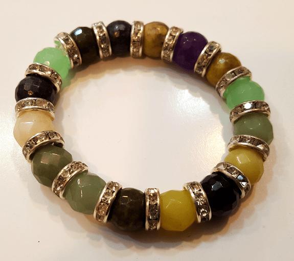 دستبند زنانه سندلوسی چکشی