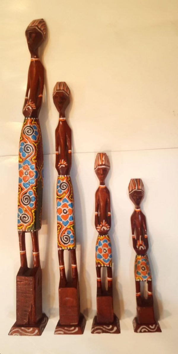 مجسمه چوبی مصری