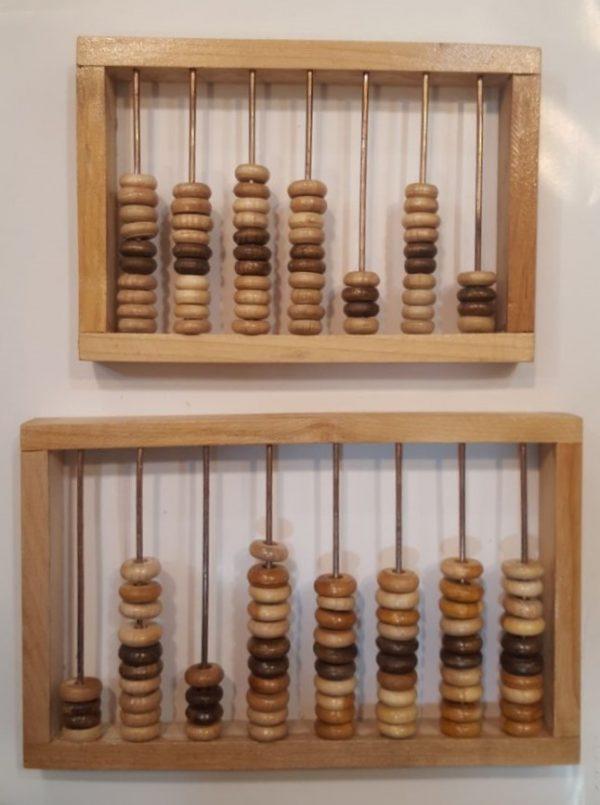 چرتکه چوبی