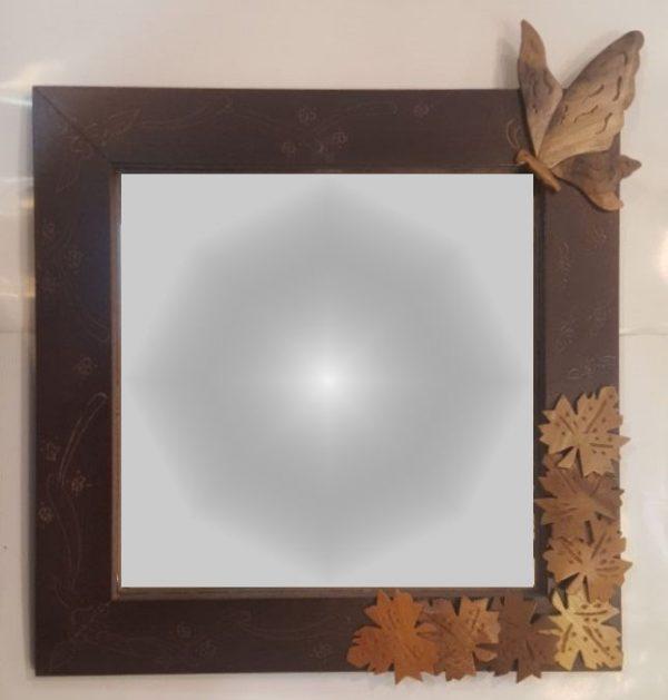 آینه ام دی اف (برگ و پروانه)